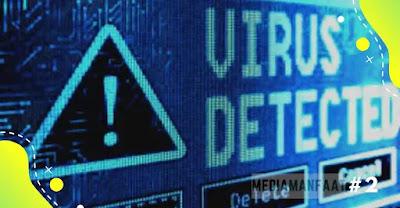 Jenis-Jenis Virus di Laptop dan Cara Memperbaikinya