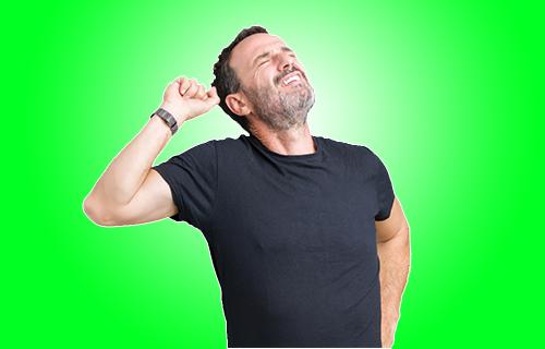 8 علامات تكشف على انك تعاني من الشيخوخة المبكرة