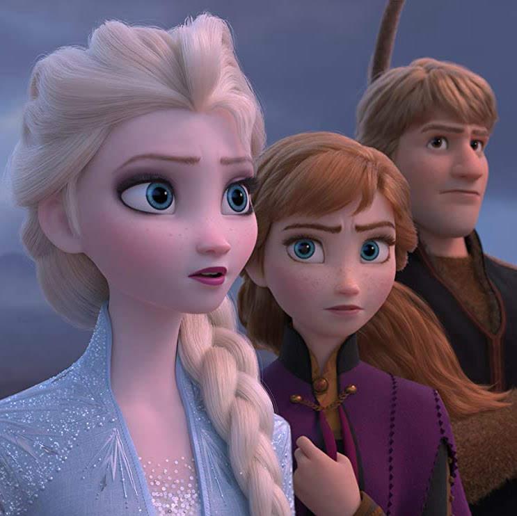 Frozen 2 : アナと雪の女王エル...