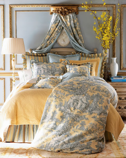 inspiring country chic bedroom decorating ideas | Theme Inspiration: 11 Canopy bed designs! - House Furniture