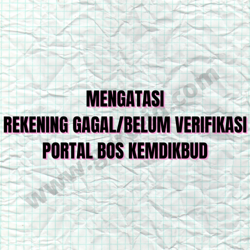 cara upload rekening bos