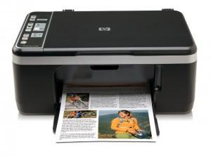 HP Deskjet F4180 Printer Driver Download