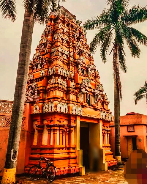 बक्सर का नौलखा मंदिर(naulakha mandir buxar), परिचय, इतिहास, नौलखा मंदिर जाने का रास्ता