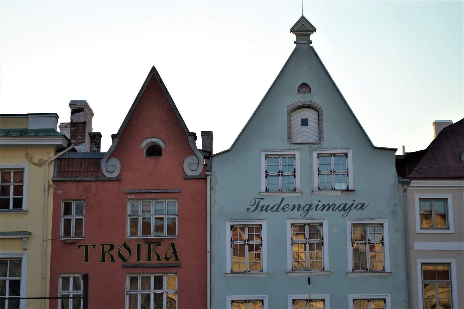 在愛沙尼亞的塔林看什麼