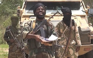 boko haram leader captured