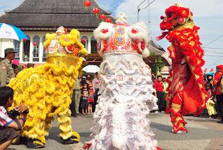 Akulturasi Budaya Dalam Tradisi Imlek