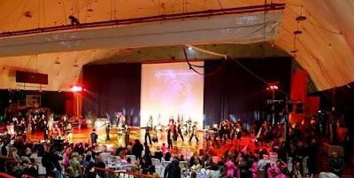 Προβολή της Καλαμάτας από το Διεθνές φεστιβάλ Χορού