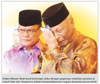 Biodata & Sifat Yang di-Pertuan Agong Al-Sultan Abdullah of Pahang
