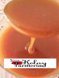 Karamel Sos Nasıl Yapılır