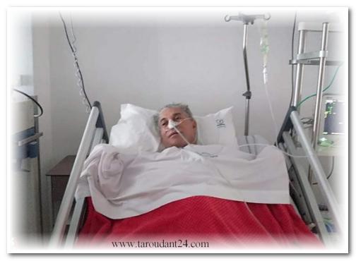 صورة.. الفنان عبد العزيز الستاتي يجري عملية جراحية وهذه تفاصيل حالته الصحية !