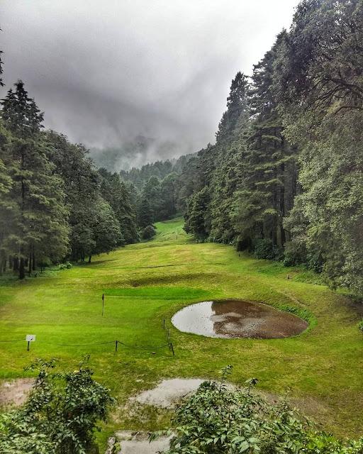 Nainital's Golf Course