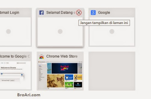Mempercepat Browser Google Chrome