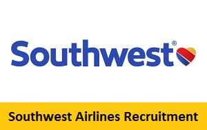 Southwest Airlines Recruitment 2017-2018