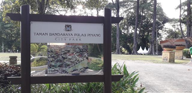 Taman Bandaraya Pulau Pinang @ Taman Belia