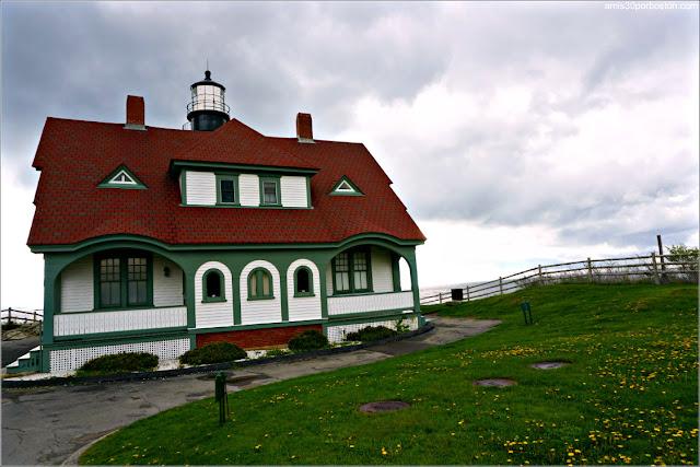Museo del Portland Head Light, Cape Elizabeth
