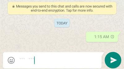 Font Kosong (Blank) Untuk Chat WhatsApp sampai Status FB !