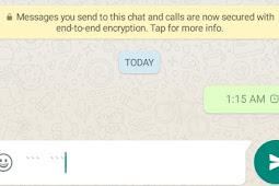Font Kosong (Blank) Untuk Chat WhatsApp sampai Status Facebook