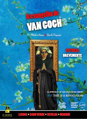 ESTREIA BREVEMENTE | O EVANGELHO DE VAN GOGH