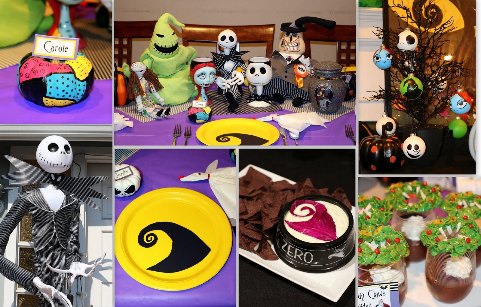 Invite and Delight: The Nightmare Before Christmas