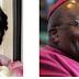 22 year-old Natasha Thahane and  her grandpa 86 Year-old Desmond Tutu