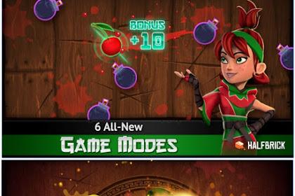 Download Permainan Fruit Ninja MOD APK ringan 2.8.6