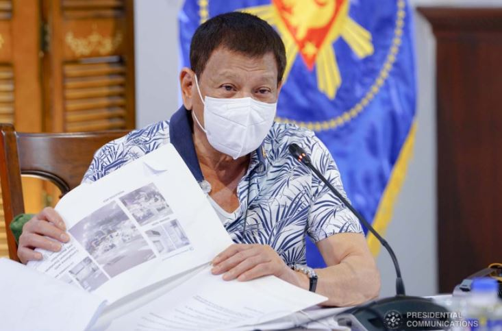 Duterte thanks Russia for COVID-19 vaccine offer