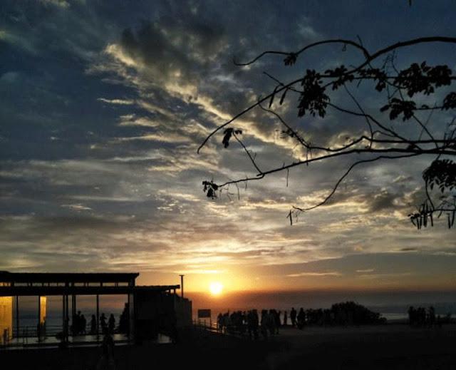sunrise at Angono, Rizal, Philippines