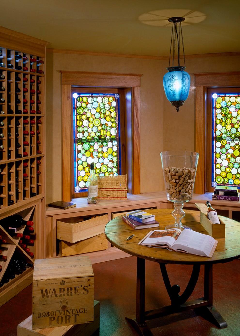 54 Outstanding Cellar Designs
