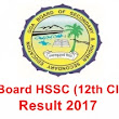 Goa Board 12th Class Result 2017 ,Goa HSSC Result 2017 download now