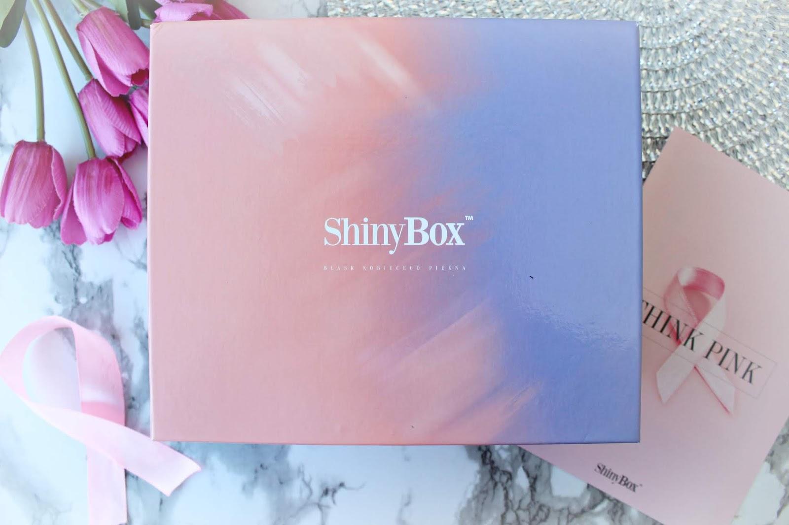 Openbox - SHINYBOX Think Pink - październik 2018