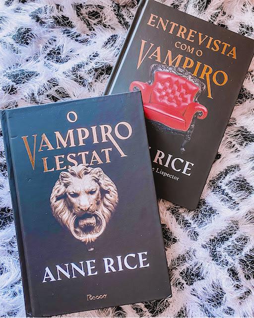 Recebido Rocco: Entrevista com o Vampiro e O Vampiro Lestat