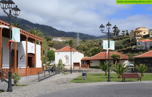 El alcalde de Breña Alta aplaude el inicio inminente de las obras que finalizarán las actuaciones previstas en el Parque de Los Álamos