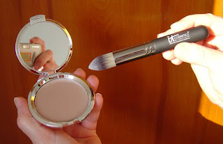 IT Cosmetics Hello Light Anti-Aging Creme Illuminator and Heavenly Luxe Pointed Precision Complexion Brush.jpeg