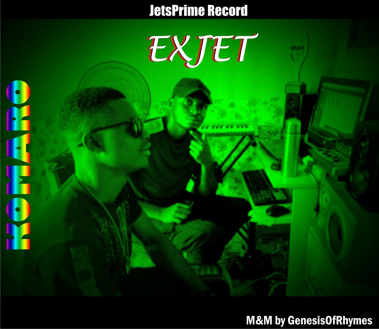 [Music] Exjet - Komaro (prod. Genesisofrhymes) #Arewapublisize