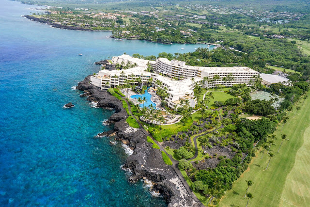 Best Marriott Bonvoy Category 5 Hotels & Resorts in Hawaii For Your Marriott Free Night Certificate