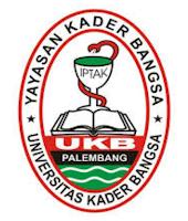 LOKER 3 POSISI UNIV KADER BANGSA PALEMBANG JANUARI 2021