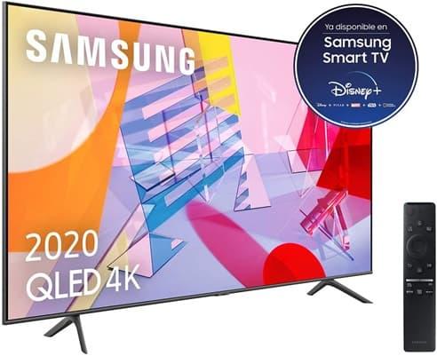 Samsung QLED 4K 2020 43Q60T: análisis