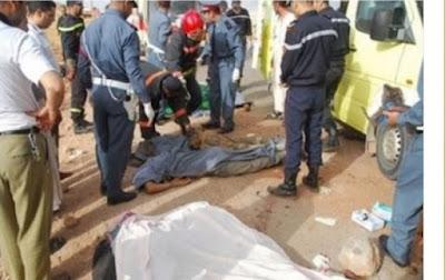 شخص مسلح من أصحاب السوابق يقتحم مسجدا و يرتكب مجزرة في حق المصلين