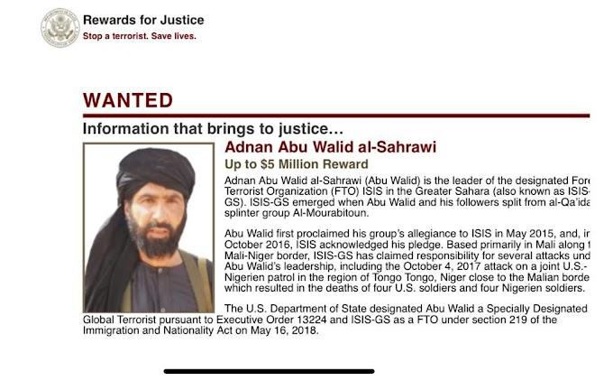 بيان وزارة العدل الأمريكية يكشف تضليل الاحتلال المغربي ومحاولته إلصاق الإرهاب بجبهة البوليساريو.