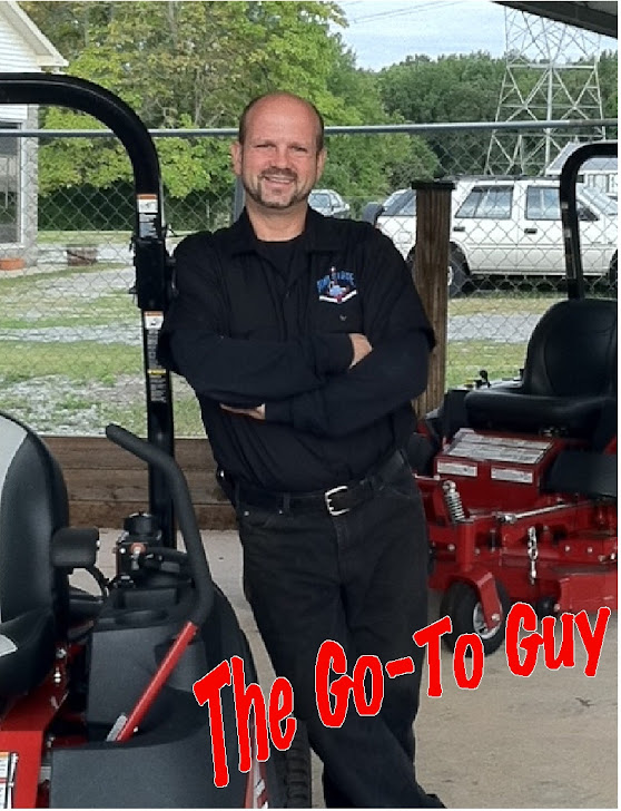 The Go-To Guy!: How to move a non-running zero turn lawn mower