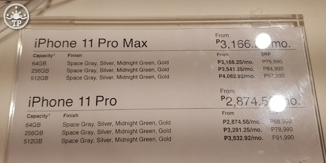 Beyond The Box Apple iPhone 11 Pro Max Prices