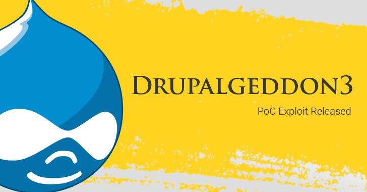 Release of PoC Exploit for New Drupal Flaw Once Again Puts Sites Under Attack