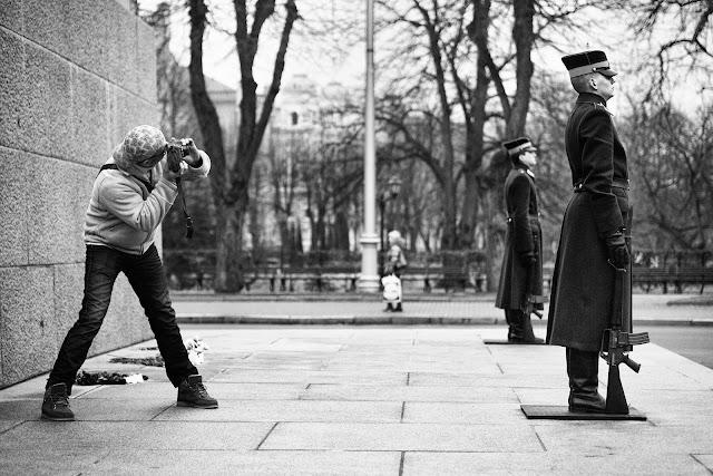 Январь 2014 года. Riga street photography