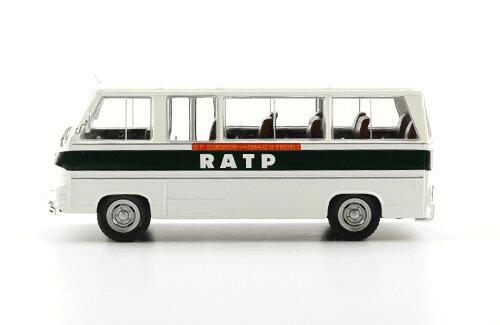 Citroën CH14 Currus de la RATP 1:43