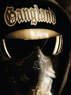 Portada documental Gangland - Pandilleros