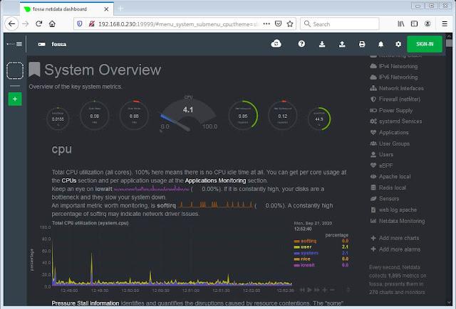 Cara Install Netdata di Ubuntu Server 20.04