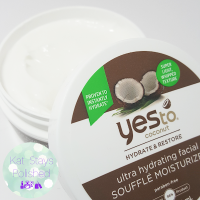 Yes To Coconut - Ultra Hydrating Skin Care | Kat Stays Polished