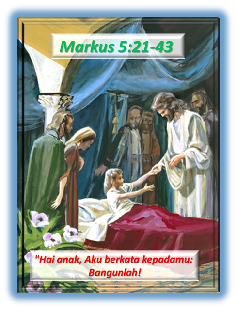 Markus  5:21-43