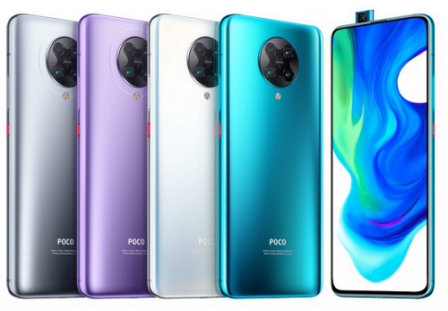 Poco F2 Pro Unveiled with S865 Chipset, 6.67-inch FHD+ AMOLED Display, 64MP Quad Cameras