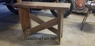 Contractor's Bench